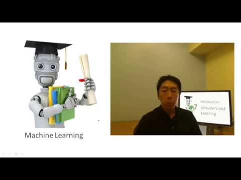 Lecture 1.3 — Unsupervised Learning — [ Machine Learning   Andrew Ng]