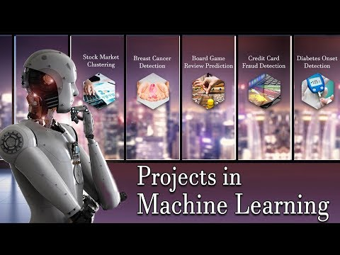 Learn Real-world Machine Learning by Building 5 Projects | Eduonix