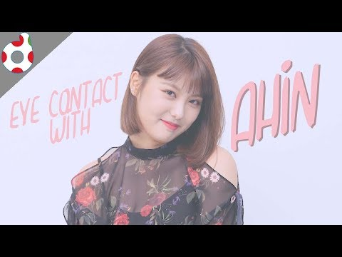 Eye Contact With Ahin (MOMOLAND)