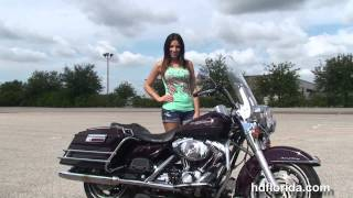 8. Used 2005 Harley Davidson Road King Motorcycles for sale