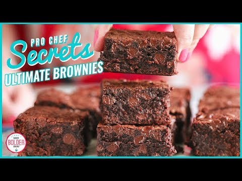 Ultimate Brownies: 5 Pro Chef Secrets To Making Them Every Time