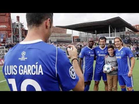 Luis Garcia UEFA Champions League 2017