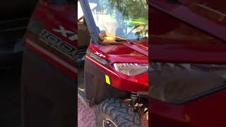 4. Polaris Ranger 2019 Crew Review