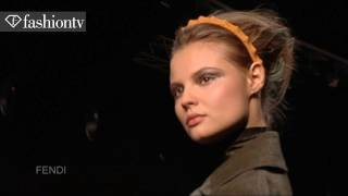 Model Talks - Magdalena Frackowiak - Exclusive Interview - 2011 | FashionTV - FTV