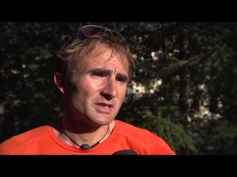 UTMB® 2015 – Interview Ueli Steck