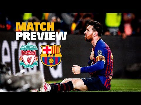 LIVERPOOL-BARÇA | Match Preview