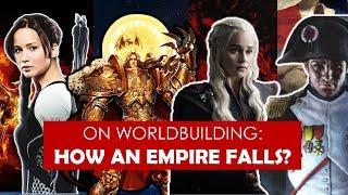 Video On Worldbuilding: How an Empire Falls? [ Game of Thrones l Avatar l Byzantine ] MP3, 3GP, MP4, WEBM, AVI, FLV Januari 2019