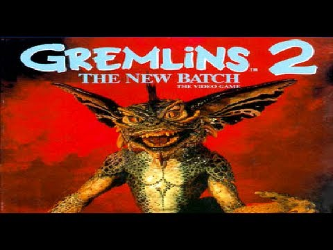 gremlins 2 the new batch nes review