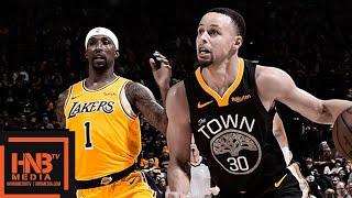 LA Lakers vs Golden State Warriors Full Game Highlights | 02/02/2019 NBA Season