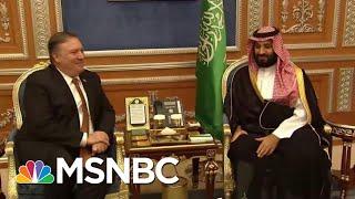 Nonton Us Intel Officials  Inconceivable Saudi Prince Had No Link To Khashoggi Death   Hardball   Msnbc Film Subtitle Indonesia Streaming Movie Download