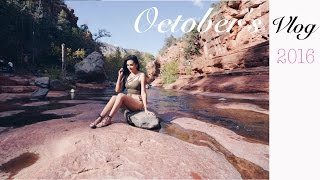 Cashion (AZ) United States  City new picture : Slide Rock Sedona & State Fair ♡ Vlog