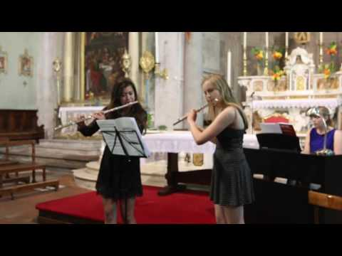 Julia and Anna duet - DOPPLER