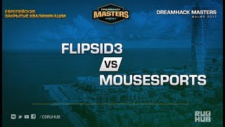 mouz vs Flipsid3, game 2