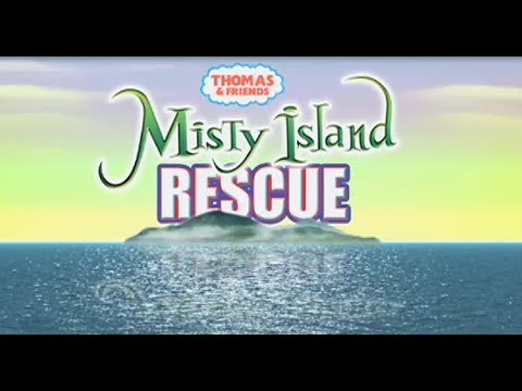 Thomas & Friends: Misty Island Rescue (2010) - Home Video Trailer