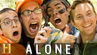 Download Youtube: The Try Guys Try Not To Die Alone