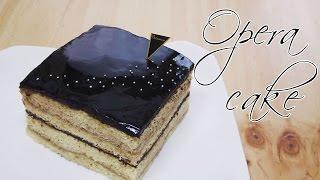 [몽브셰] 오페라 케이크 만들기 (Opera cake)