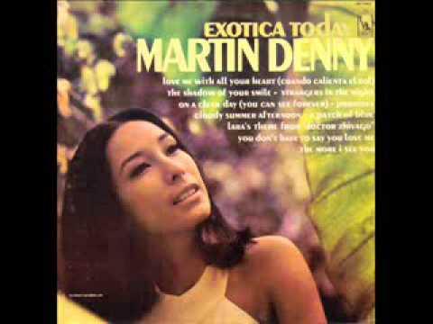 Martin Denny - Caravan