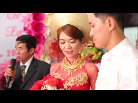 Quay phim truyền thống kết hợp phóng sự ngày cưới chất lượng HD