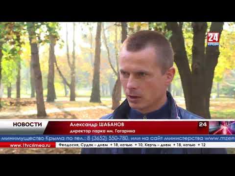 Парк имени Гагарина собираются превратить в ботанический сад