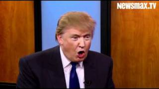 Donald Trump is mad as hell