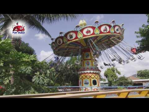 Fun World - The Best Amusement Park in Bangalore