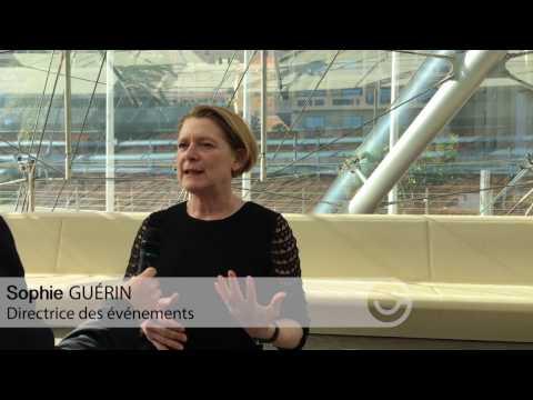 EVENTS NOW -  ROOMN 2017 dessine l'entreprise digitale