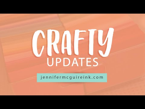 Crafty Updates