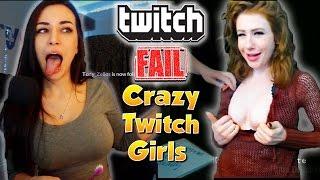 Video The BEST Twitch Girl Fails 2017 (Djarii,Pink Sparkles,Alinity,Cincinbear) MP3, 3GP, MP4, WEBM, AVI, FLV Mei 2018