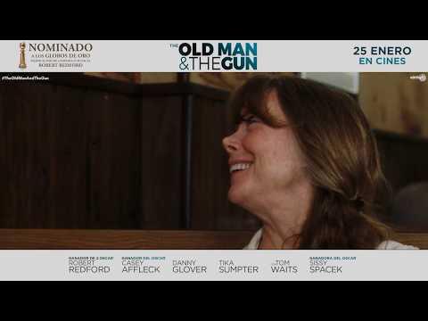 The Old Man & the Gun - Promo?>