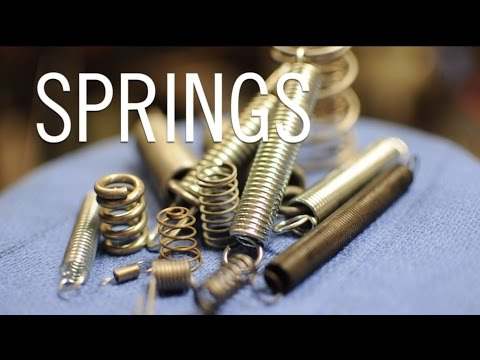 Making Springs At Home [8:26]