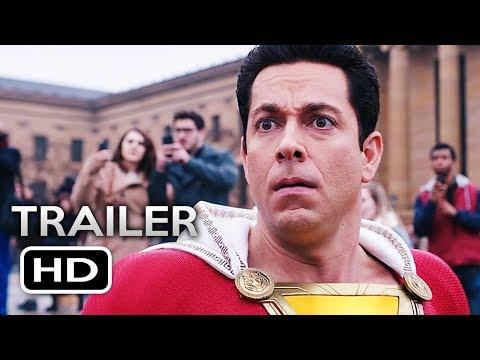 SHAZAM! Trailer 3 (2019) DC Superhero Movie HD