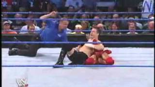 Zach Gowen vs. Nunzio 8.07.2003