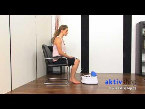 Chi-Aktiv-Masseur - Fitness und Massage in Einem