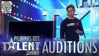 Video Pilipinas Got Talent 2018 Auditions: Karl Matrix - Illusion TV Magic MP3, 3GP, MP4, WEBM, AVI, FLV Maret 2019