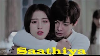 Download Lagu O saathiya | Dil Bole Oberoi song | Korean mix Mp3