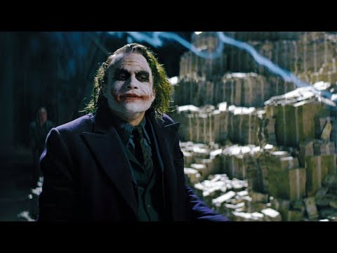 This city deserves a better class of criminal | The Dark Knight [4k, HDR]