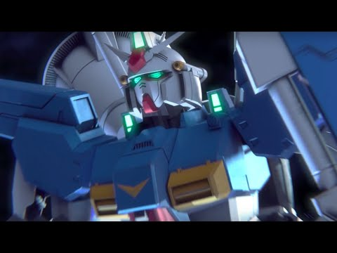 Gundam Versus Official MS Stardust Memory Character Trailer
