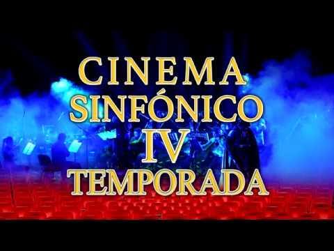 Cinema Sinfónico IV Temporada
