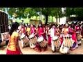 Amazing CHENDA MELAM Performance by Indian Girls