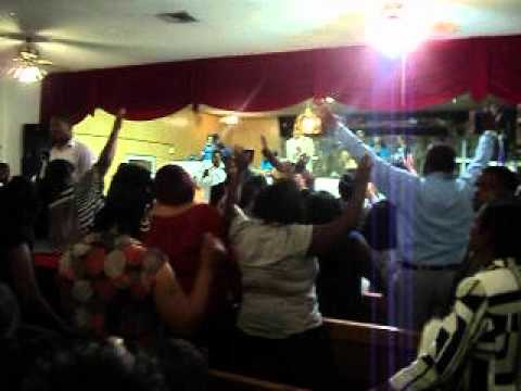PROPHET BRIAN CARN AT WHO DO MAN SAY THAT I AM CONFERENCE LAKELAND FLA MAY 1 2012