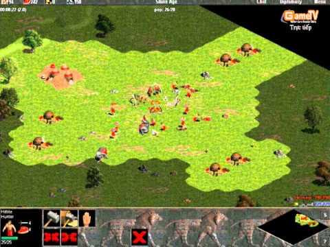 Dinosaur vs Chiến tướng random trận 1