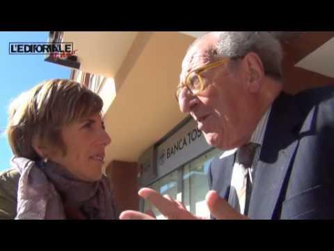 Intervista a Raffaele Colapietra sull'Auditorium di Renzo Piano