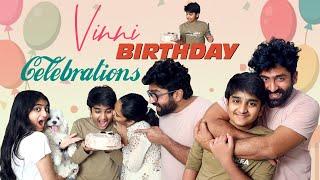 Vinni's Birthday Celebration