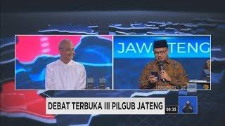 Video Debat Final Pilgub Jateng Segmen 4: Ganjar Pranowo & Sudirman Said Bicara Soal Keluhan Warga MP3, 3GP, MP4, WEBM, AVI, FLV September 2018