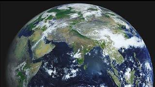 最も高解像度な地球の映像が公開!