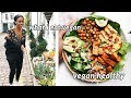what i eat in a day vegan {easy recipes} + muay thai training