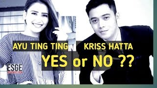 Download Video KRISS HATTA DIJODOHKAN DENGAN AYU TING TING MP3 3GP MP4