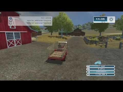 Farming Simulator 2013 Console Edition  xbox 360/ps3 DLC packs  look around