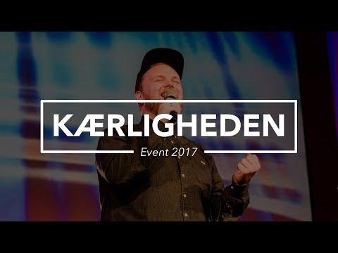 Hør Kærligheden (Release EVENT 2017) på youtube