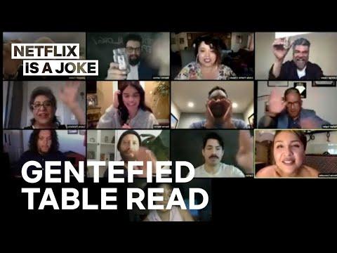 George Lopez Hosts a Gentefied Live Table Read | Netflix Is A Joke